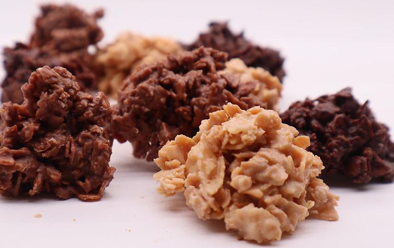 さくさく食感のチョコレートのお菓子 ロッシュのイメージ
