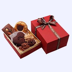 チョコレートのお菓子 4個入り